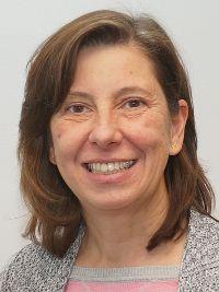 Frau Sabine Weber, Abteilungsleiterin