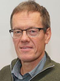 Herr Christian Wolf, Abteilungsleiter