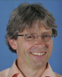 Herr Martin Günther, Abteilungsleiter