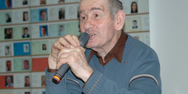 Felix Rottberger besucht die GST