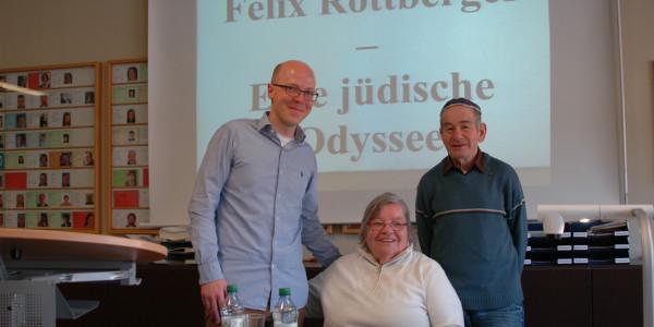Florian Kubsch, Heidi und Felix Rottberger