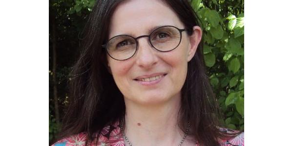 Schulseelorgerin Frau Grünewald