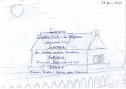 Corona-Tagebuch Einzelseite 3