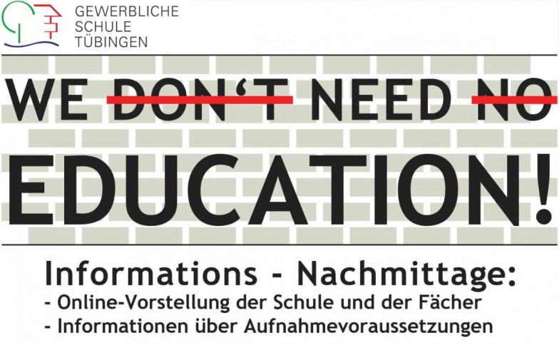 Informationsnachmittag Vollzeitschulen 2021