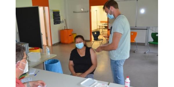 Mobile Impfteams